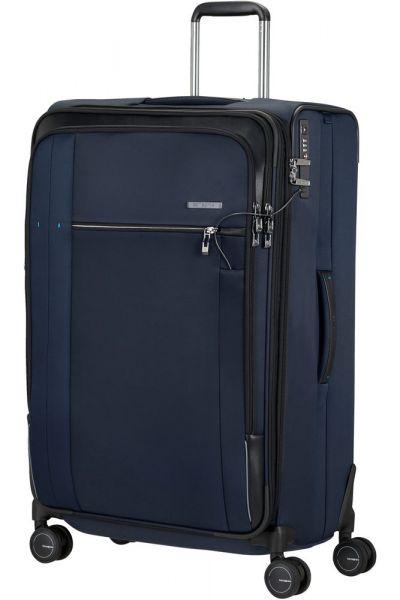 Samsonite Cestovní kufr Spectrolite 3.0 TRVL EXP 112/121 l – modrá