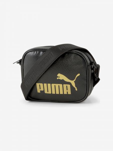 Core Up Cross body bag Puma Černá 1062096