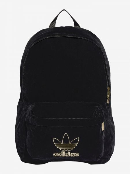Adi Velvet Bp Batoh adidas Originals Černá 1062585