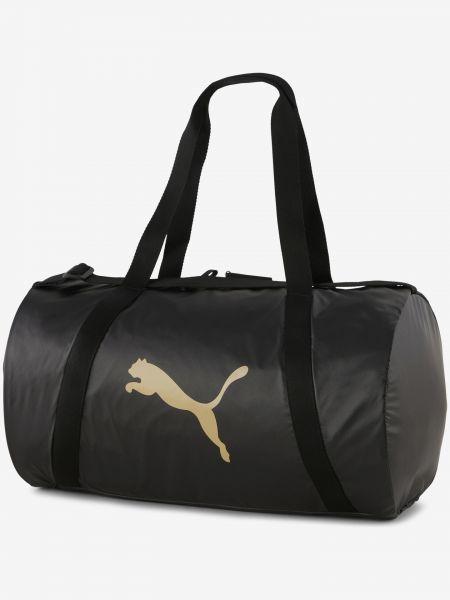 AT ESS Barrel Moto Pack Sportovní taška Puma Černá 1063640