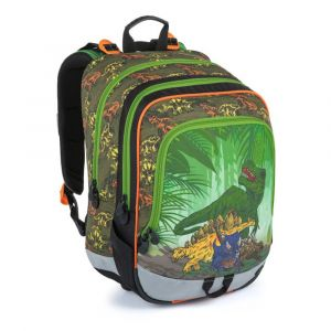 Bagmaster Školní batoh ALFA 21 C 19 l