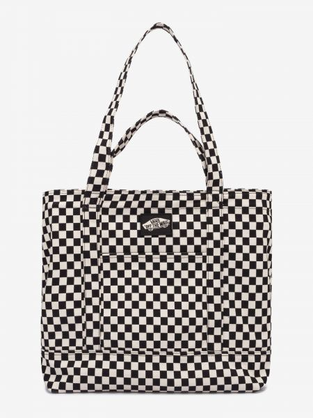 Tell Zip Shopper taška Vans Černá 1064313