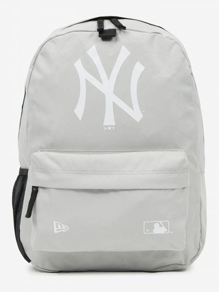 New York Yankees Batoh New Era Šedá 1064382