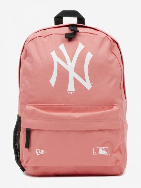 New York Yankees Batoh New Era Růžová 1064450