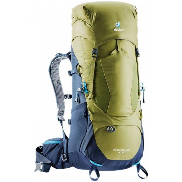 Turistický batoh DEUTER Aircontact Lite 40 + 10