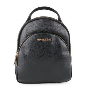 Marina Galanti Dámský kožený batoh MBP002BK1 – černá