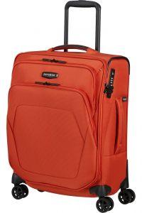 Samsonite Kabinový cestovní kufr Spark SNG ECO S 40 cm 43 l – oranžová