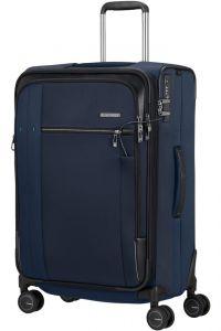Samsonite Cestovní kufr Spectrolite 3.0 TRVL EXP 80/87 l – modrá