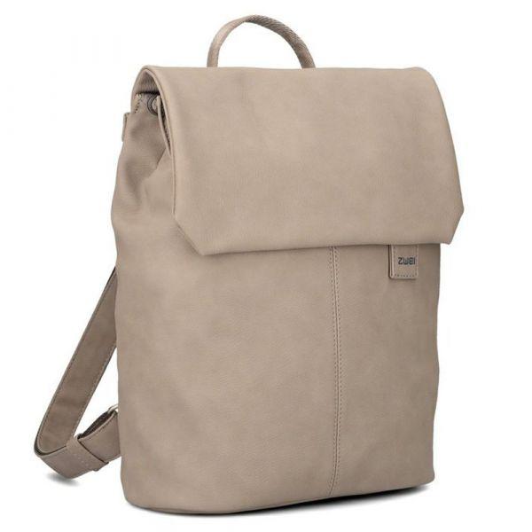Zwei Dámský batoh Mademoiselle MR13 6 l – světle hnědá