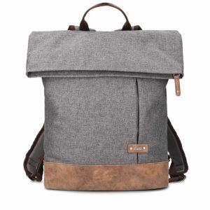 Zwei Unisexový městský batoh na notebook Olli O25 12/19 l – šedá