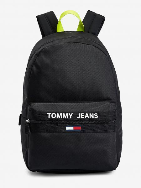 Essential Batoh Tommy Jeans Černá 1067327