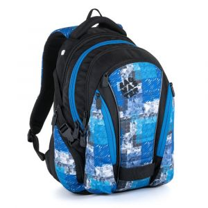 Bagmaster Studentský batoh BAG 21 A 23 l