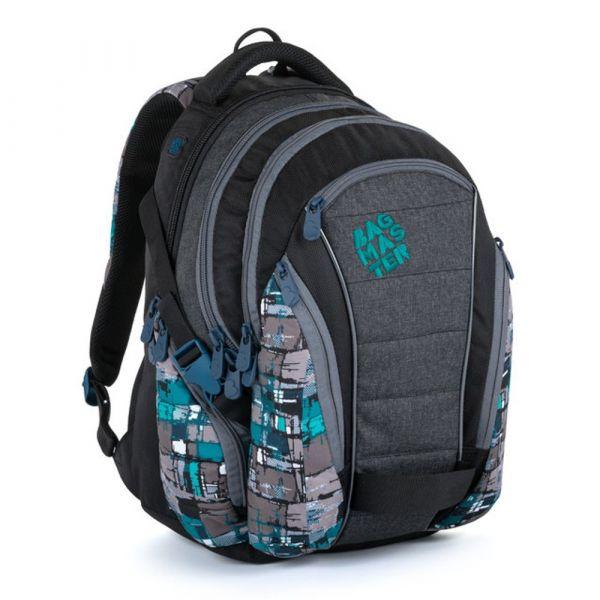 Bagmaster Studentský batoh BAG 21 B 23 l