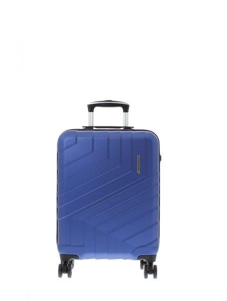 Marina Galanti Kabinový cestovní kufr S 89008-19 35 l – modrá