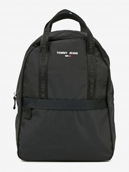 Essential Batoh Tommy Jeans Černá 1067493