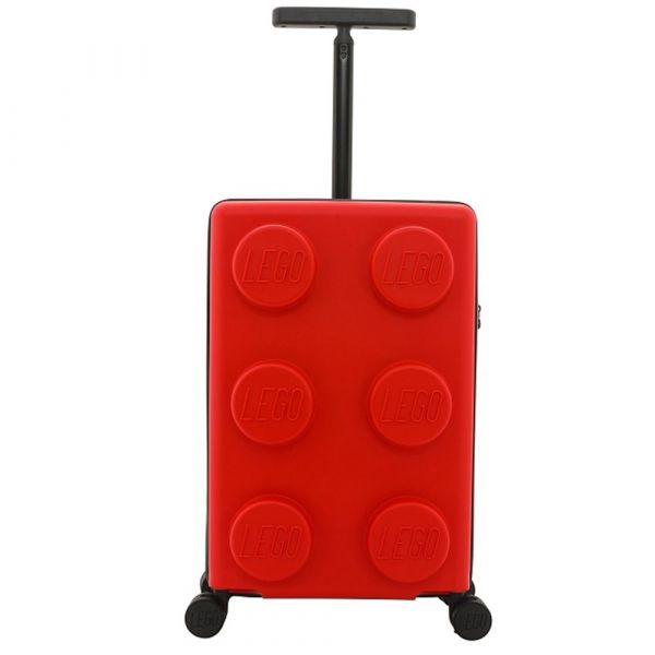 LEGO Luggage Kabinový cestovní kufr Signature 35 l červený