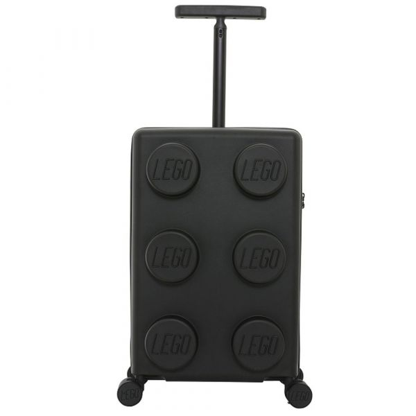 LEGO Luggage Kabinový cestovní kufr Signature 35 l černý