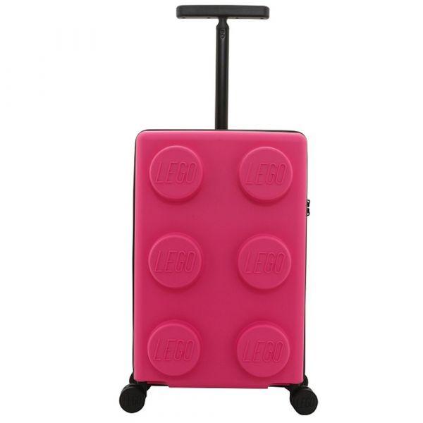 LEGO Luggage Kabinový cestovní kufr Signature 35 l růžový