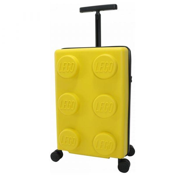 LEGO Luggage Kabinový cestovní kufr Signature 35 l žlutý