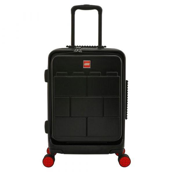 LEGO Luggage Kabinový cestovní kufr Fasttrack 40 l černý