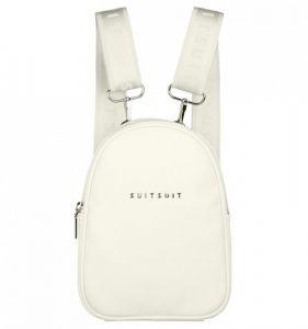 Batoh SUITSUIT® BF-30014 mini Fabulous Fifties Egg White
