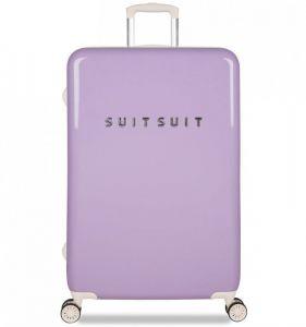 Cestovní kufr SUITSUIT® TR-1203/3-L – Fabulous Fifties Royal Lavender