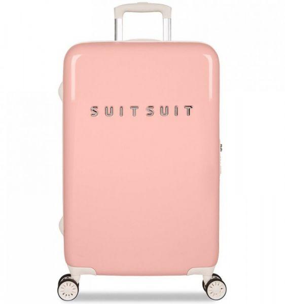 Cestovní kufr SUITSUIT® TR-1202/3-M – Fabulous Fifties Papaya Peach