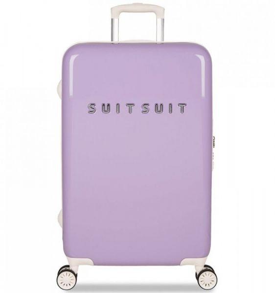 Cestovní kufr SUITSUIT® TR-1203/3-M – Fabulous Fifties Royal Lavender
