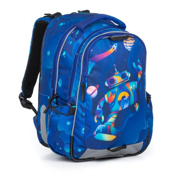 Bagmaster Školní batoh Robo 23 l