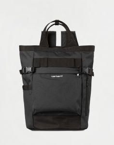 Carhartt WIP Payton Carrier Backpack Black / White 23,4 l