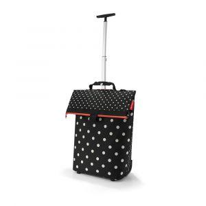 Reisenthel Nákupní taška na kolečkách M Mixed Dots 43 l