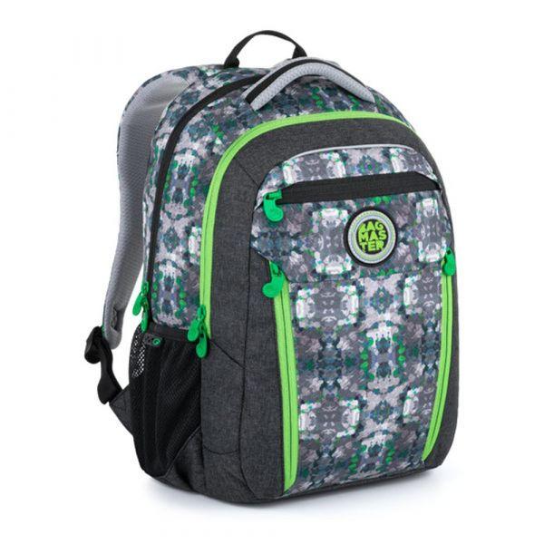 Bagmaster Školní batoh BOSTON 21 B 24 l