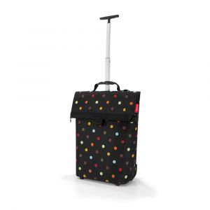 Reisenthel Nákupní taška na kolečkách M Dots 43 l