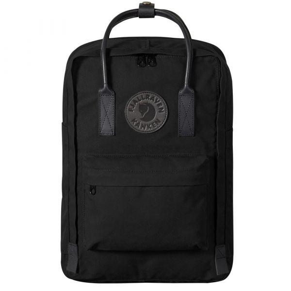 Fjällräven Batoh Kånken No. 2 Laptop 15″ Black 18 l