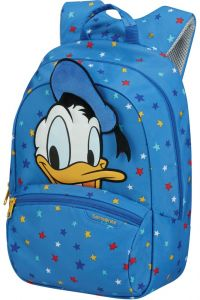 Samsonite Dětský batoh Disney Ultimate 2.0 S+ Donald Stars 8,5 l – modrá