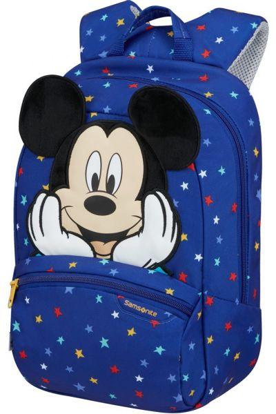 Samsonite Dětský batoh Disney Ultimate 2.0 S+ Mickey Stars 8,5 l – tmavě modrá