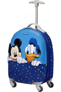Samsonite Dětský cestovní kufr Disney Ultimate 2.0 Disney Stars 20,5 l – modrá