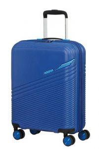 American Tourister Kabinový cestovní kufr Triple Trace EXP 37/46 l – modrá