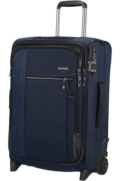 Samsonite Kabinový cestovní kufr Spectrolite 3.0 TRVL EXP 41,5/47 l – modrá
