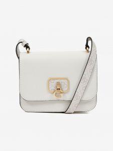 Noelle Mini Cross body bag Guess Bílá 1083672
