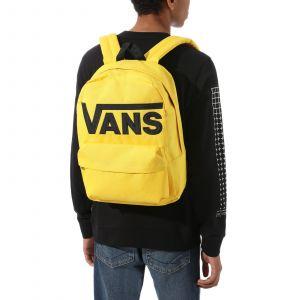 Mn old skool iii backpack Žlutá