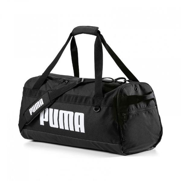 Puma   Challenger Duffel Bag M Puma Black