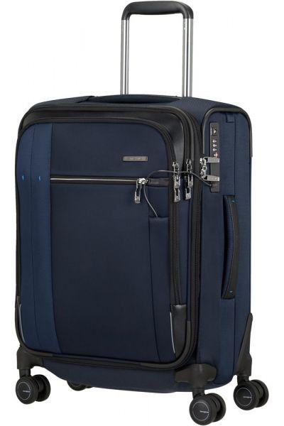 Samsonite Kabinový cestovní kufr Spectrolite 3.0 TRVL 40 l – modrá