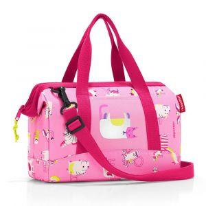 Reisenthel Dětská cestovní taška Allrounder XS Abc friends pink 5 l