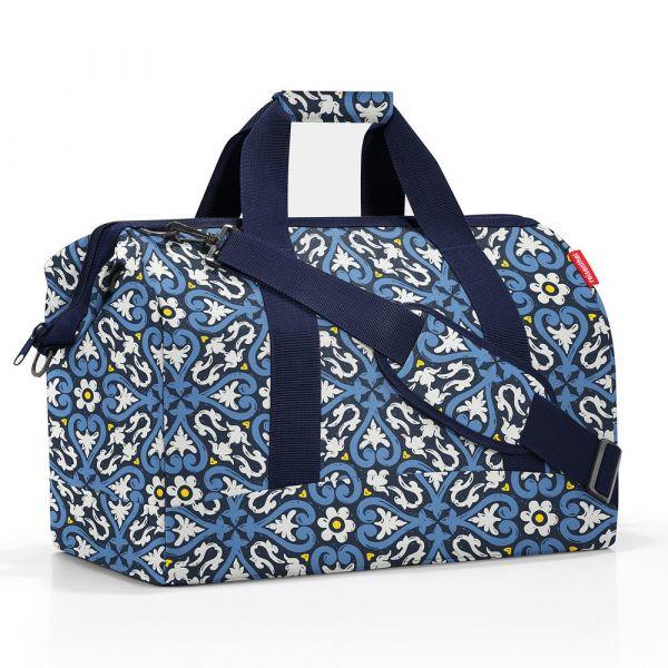 Reisenthel Cestovní taška Allrounder L Floral 1 30 l