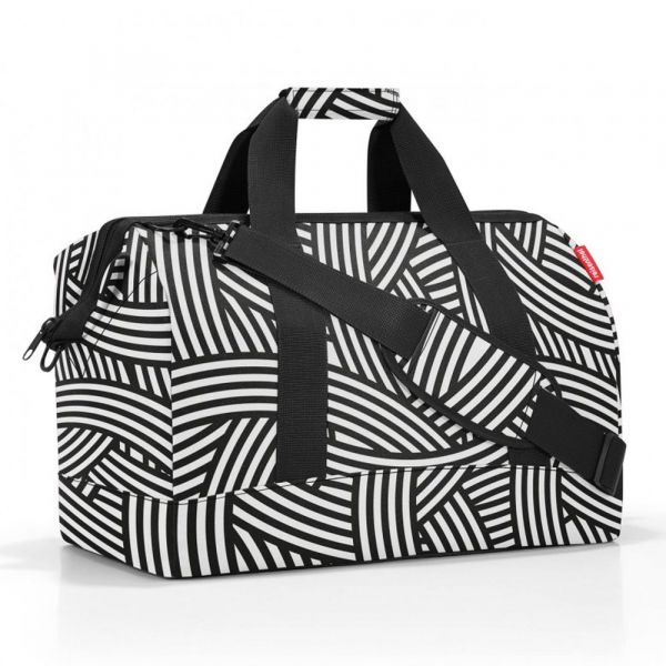 Reisenthel Cestovní taška Allrounder L Zebra 30 l