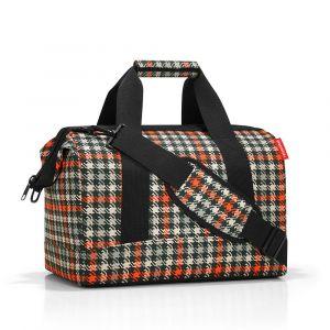 Reisenthel Cestovní taška Allrounder M Glencheck Red 18l