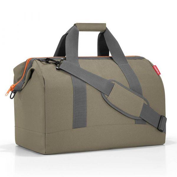 Reisenthel Cestovní taška Allrounder L Olive green 30 l