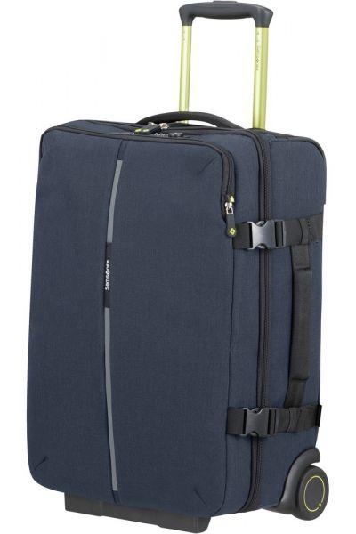 Samsonite Cestovní taška na kolečkách Securipak 39 l – tmavě modrá