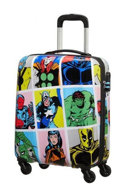 American Tourister Kabinový cestovní kufr Marvel Legends 36 l – multicolor